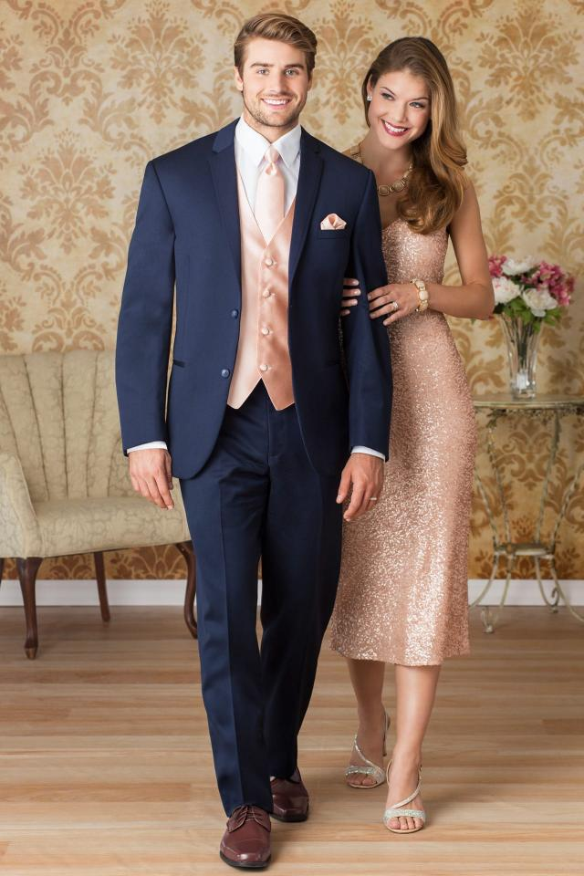 For A Quinceaneras Party The Escorts Tuxedo Is FREE With 5 Paid Rentals