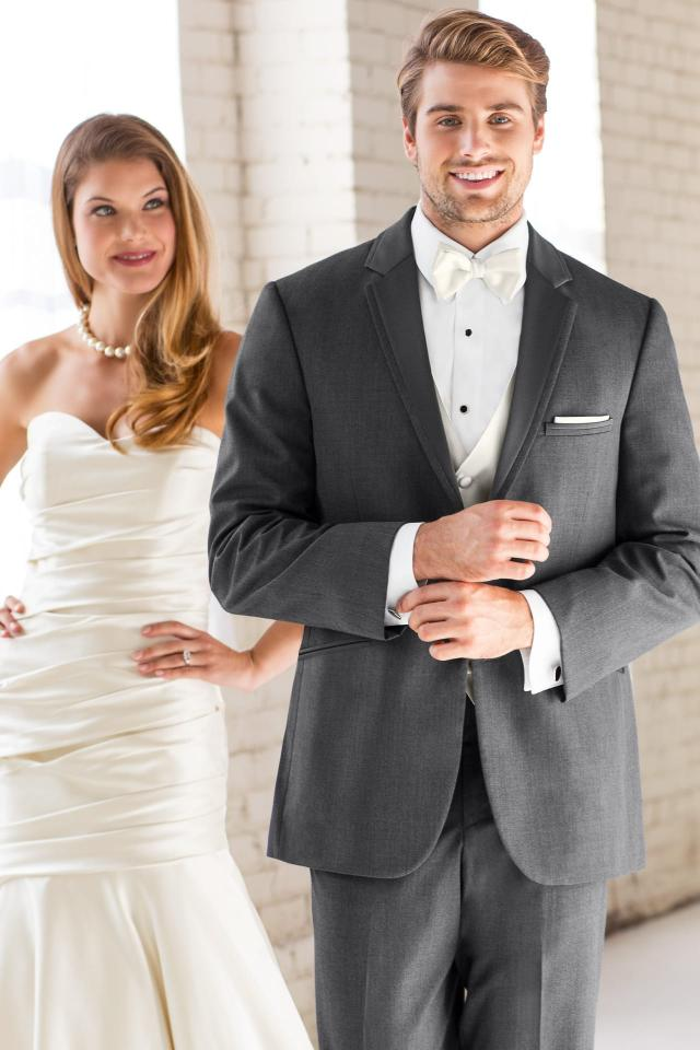 Beautiful Gray Tuxedo For Wedding Photos - Styles & Ideas 2018 ...